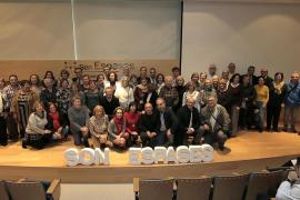 Son Espases rinde homenaje a los profesionales que se han jubilado en 2018
