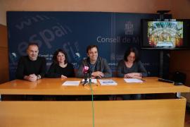 El Consell de Mallorca pone en marcha la fase final de la restauración del Belén de la Sang