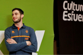 Sergi García sufre una fractura en mano derecha y Joan Sastre vuelve a los entrenamientos