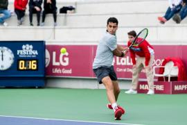 Jaume Munar alcanza las semifinales del Máster Futuro Nacional de Manacor