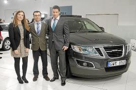 Presentación del nuevo Saab en Iceasa Motor