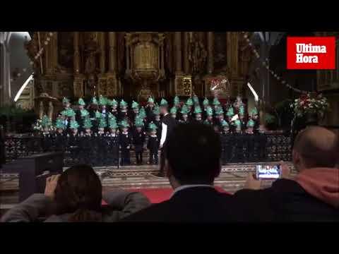 Sant Francesc acoge el concierto de los alumnos de Infantil y Primaria