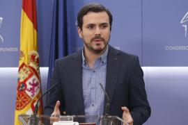 Alberto Garzón pide a Llamazares que deje IU y pida perdón a los militantes