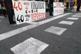 Un detenido en Barcelona con «material para hacer un artefacto incendiario o explosivo»