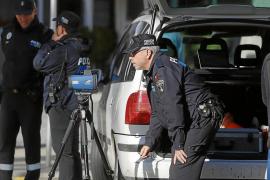 Testigo del atropello de un joven en Palma: «El conductor no pudo hacer nada por evitarlo»