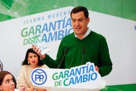 El PP anuncia un acuerdo con Cs para los 100 primeros días de gobierno en Andalucía