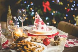 Cinco recetas de tapas con aspecto navideño