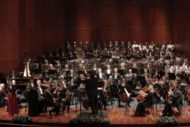 La Simfònica de Balears entrega 50 entradas para niños desfavorecidos