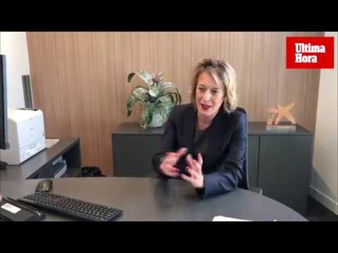 María Cruz Rivera: «Somos líderes en Baleares y apostamos por transformar toda nuestra red de oficinas»