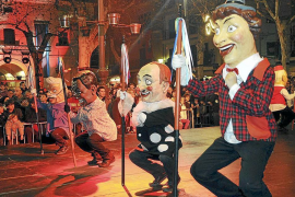 Sa Pobla reduce el coste de la fiesta de Sant Antoni 2012 por las deudas de años anteriores