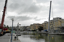 Las obras de la variante de Porto Cristo se retomarán en enero tras meses paradas