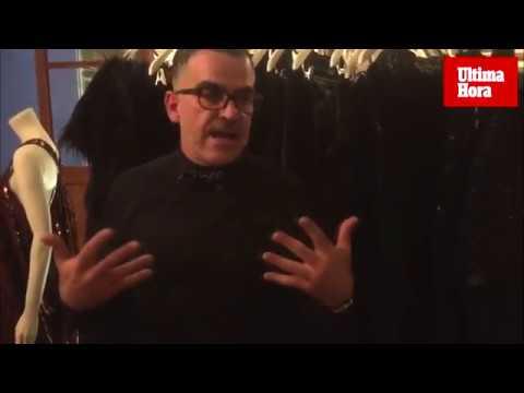 Sebastián Pons, diseñador de la firma Muchache, presenta su nueva colección