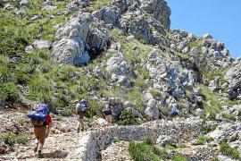Las rutas senderistas del Consell de Mallorca serán adaptadas para personas discapacitadas