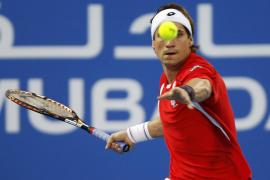 Ferrer sorprende a Nadal y se cita  con Djokovic en la final de Abu Dhabi