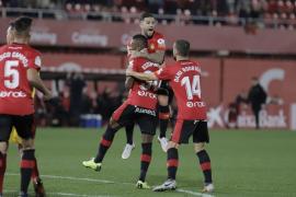 El Real Mallorca despide el año en octava posición