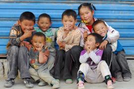 Un terremoto de 5,8 grados sacude la región del Tíbet