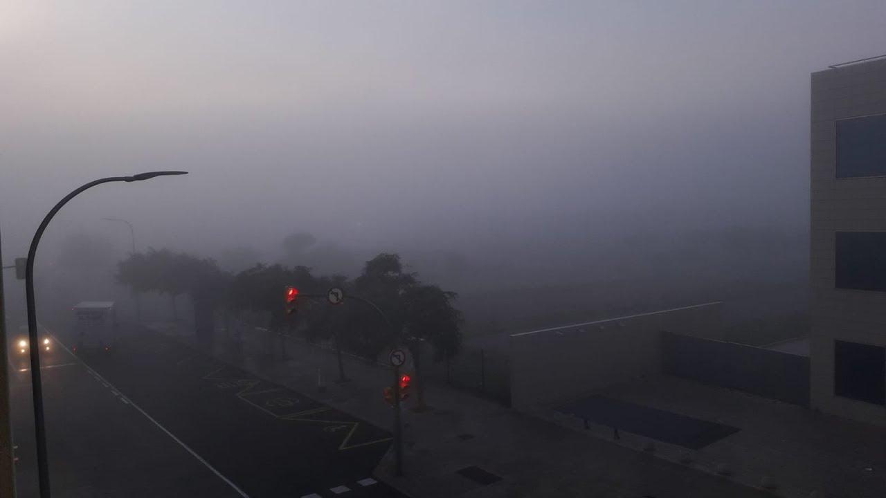 Desvíos y retrasos de vuelos en Palma por la intensa niebla