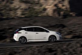 El Nissan LEAF recibe un galardón en Canarias