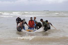 El tsunami en Indonesia ya ha causado 429 muertos, 1.459 heridos y 128 desaparecidos