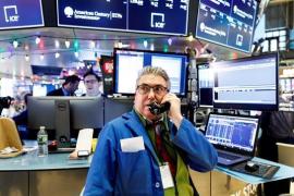 Wall Street cierra con fuertes pérdidas y el Dow Jones baja un 2,91 %