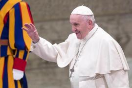 El Papa clama en misa del Gallo contra la avidez de la humanidad