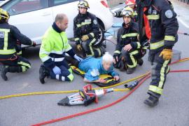 La Policía toma declaración al conductor que huyó tras atropellar a una anciana en Andratx