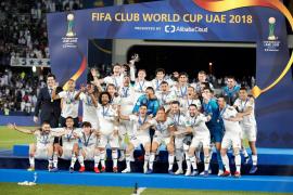 El Real Madrid lidera el ránking de la UEFA al cierre de 2018