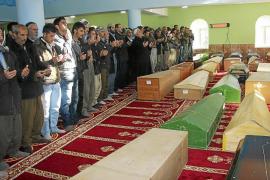 El PKK llama a la «revuelta» tras el bombardeo aéreo del Ejército turco