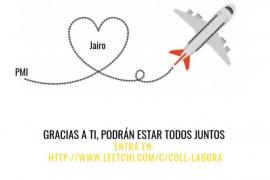 Recaudan dinero para ayudar a la familia del joven herido en el Coll durante su estancia en Barcelona