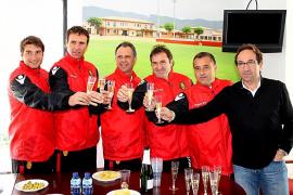 El Mallorca perfila la cesión del japonés Akihiro Ienaga al Bayer Leverkusen