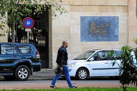 Un año de cárcel por amenazar a un vigilante de la Fiscalía de Palma