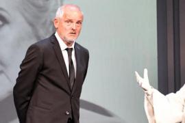 Concha Velasco y Jordi Rebellón, en el Auditórium de Palma con la obra de teatro 'El funeral'
