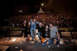Concierto de Alma Sonora en el Hard Rock Café Mallorca