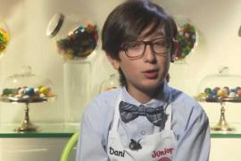 Un concursante de 'MasterChef Junior' cuenta su lucha contra el cáncer