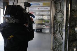 El juez ordena devolver los móviles de los periodistas de Europa Press y Diario de Mallorca