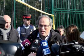 El TSJC registra la querella de Ciudadanos contra Torra y el Govern por «provocación a la sedición»