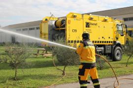El Ibanat se renueva para el operativo de extinción de incendios