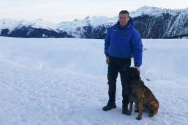 Un niño logra sobrevivir tras estar una hora sepultado por una avalancha en los Alpes franceses