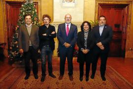 Maria Magdalena Gelabert y Francesc Company, Premis Mallorca literarios