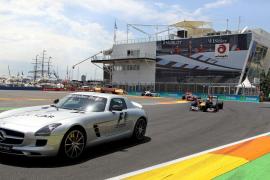 Archivada la causa contra Camps por el Gran Premio de Fórmula 1 en Valencia