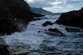 Mar Alborotado en S'Estaca