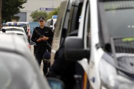 Tres jóvenes propinan una paliza en Palma a un taxista para robarle la recaudación