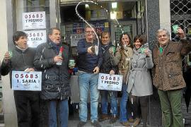Balears se juega 11,9 millones de euros en la Lotería del Niño