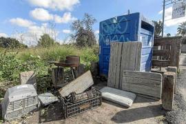 Sant Josep ha impuesto 46 sanciones por vertidos de basuras por valor de 44.000 €