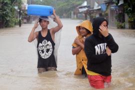 Alerta de tsunami en Filipinas