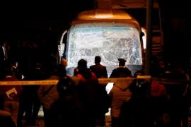 Abatidos 40 terroristas en Egipto tras el atentado de Guiza