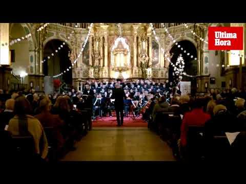 La basílica Sant Francesc de Palma acoge el concierto participativo 'Ven a cantar El Mesías'