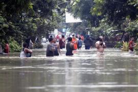La tormenta tropical 'Usman' deja al menos 35 muertos en Filipinas