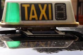 Robos en taxi