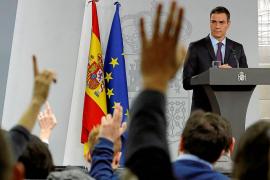 Sánchez prorroga los Presupuestos de 2018, a la espera de que se aprueben los de 2019
